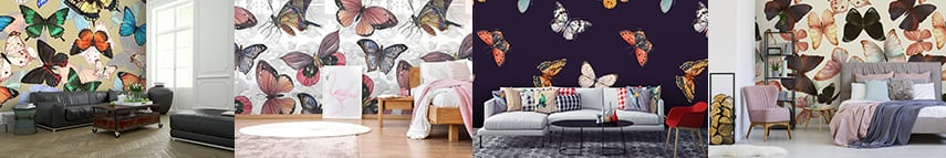 Butterfly wallpaper designs