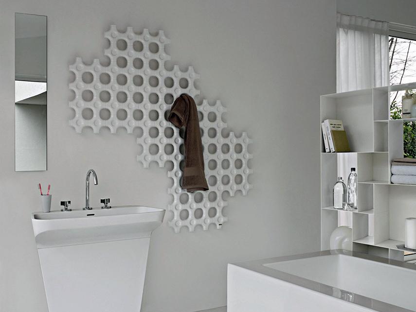 Add-On Decorative radiator by Tubes Radiatori