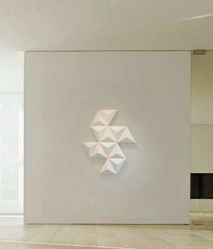 Diamond XS electric wall-mounted radiator by FOURSTEEL
