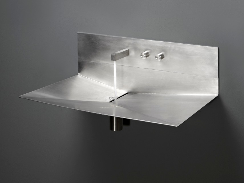 Pure stainless steel and all modern
