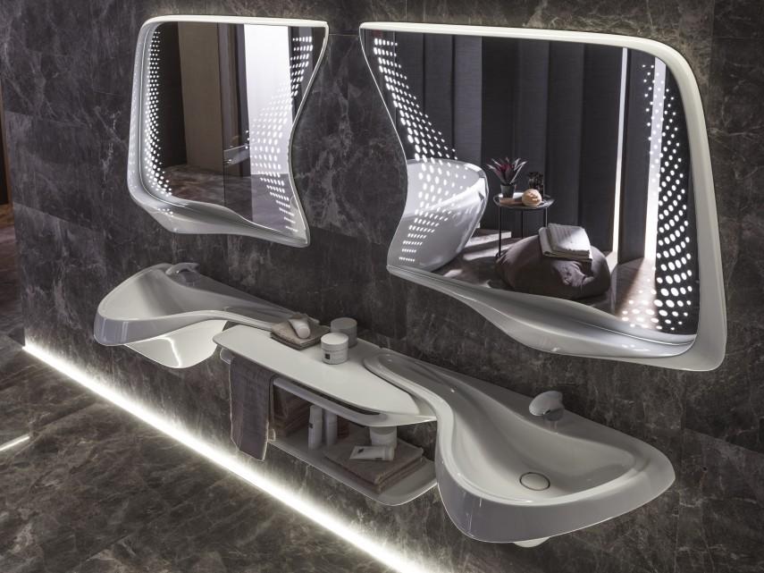 Futuristic Sinks
