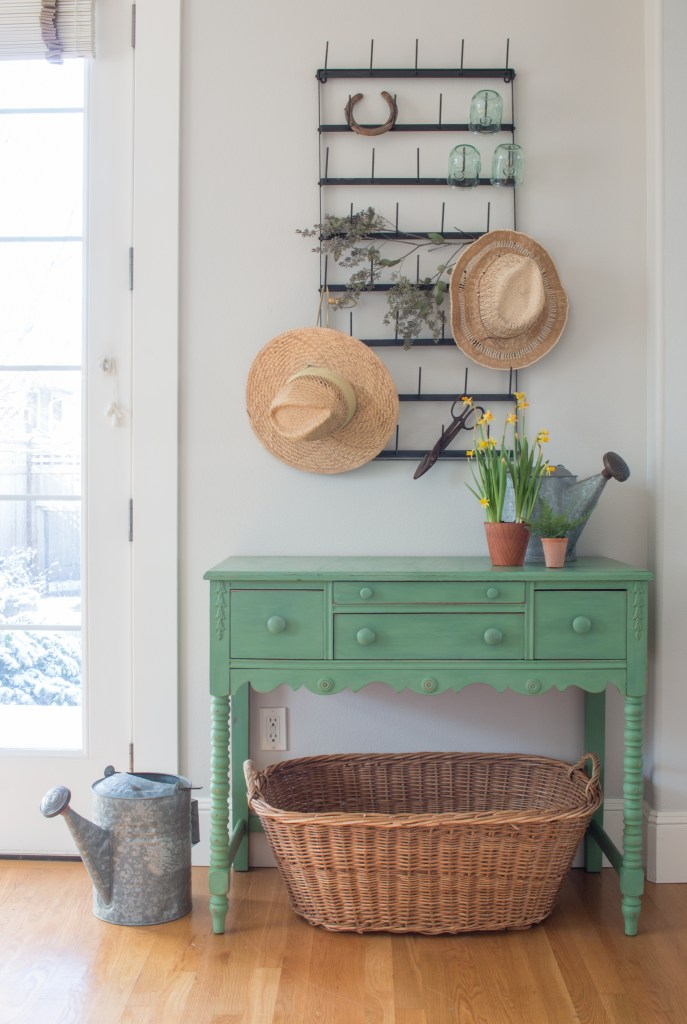 Magnolia Chalk Paint is one of the best for hand painted furniture
