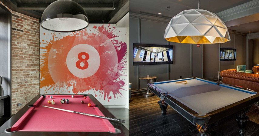 90 Best Billiard Room Ideas