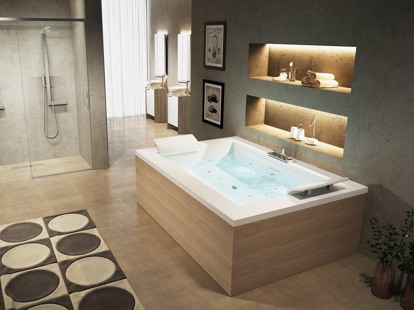 2 seater bathtub