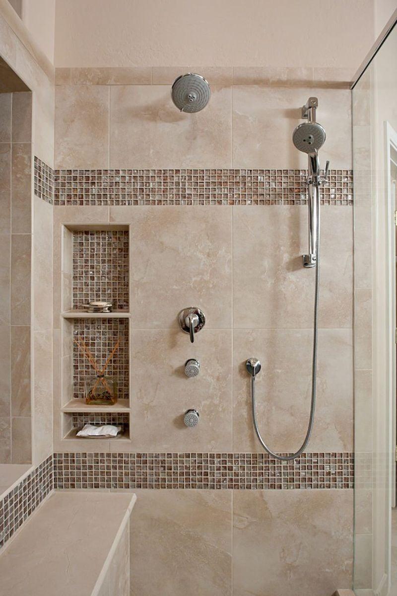 neutral tone shower