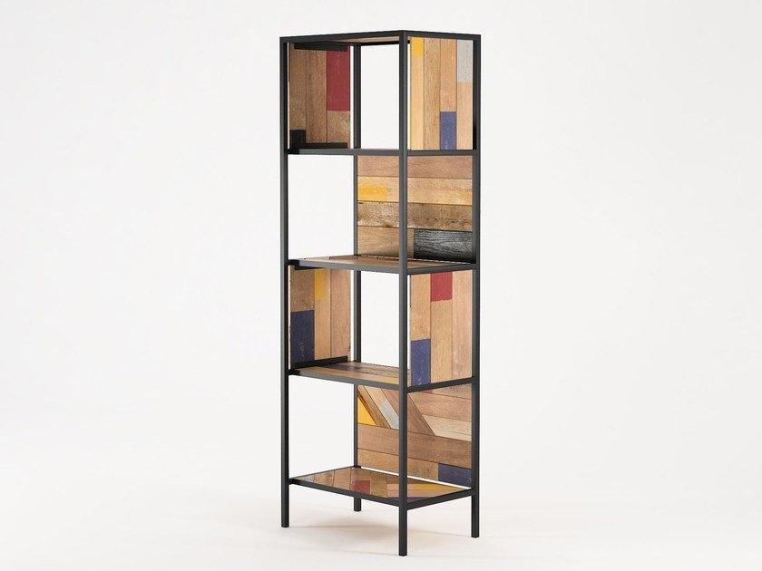 bauhaus style bookcase