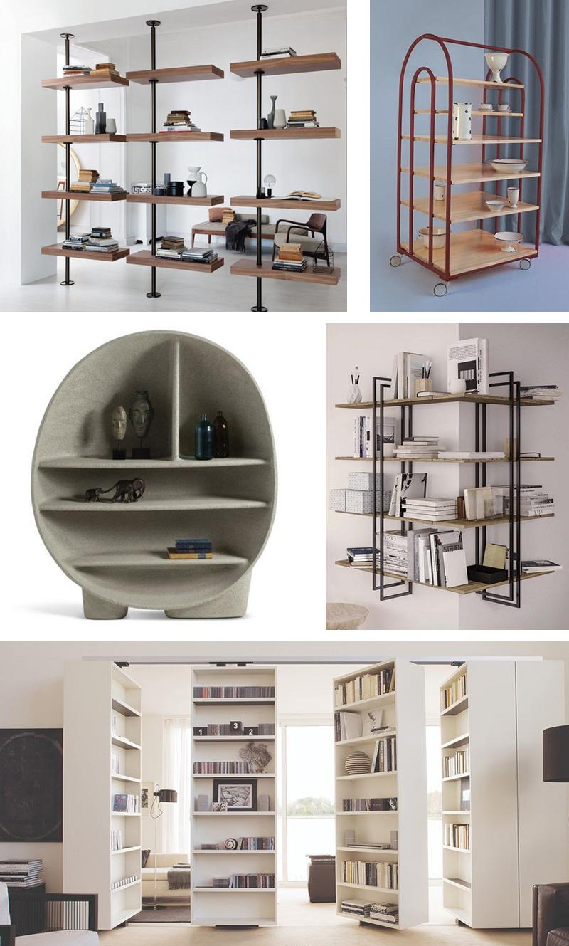 Bookcase Types