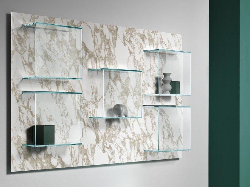 ceramic bookcase