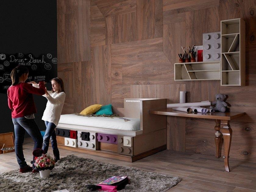 custom design bookcase