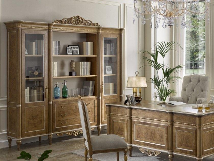 empire style bookcase