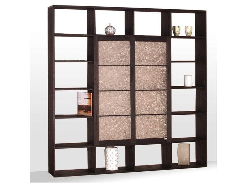 Japanese style bookcase