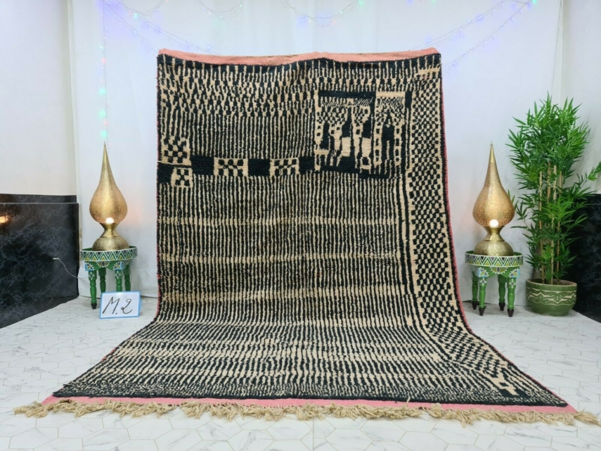 Moroccan rug style