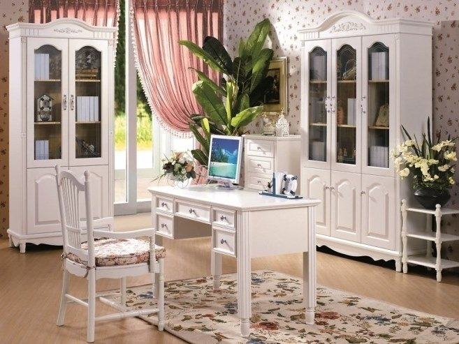 provencal style bookcase