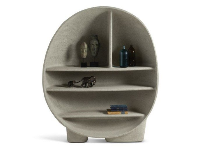 synthetic material bookcase