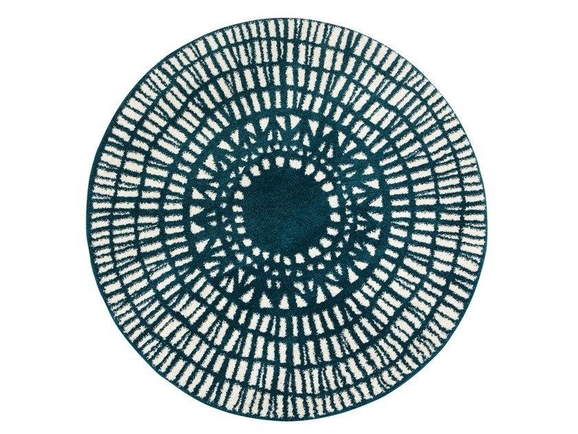 synthetic fiber rug