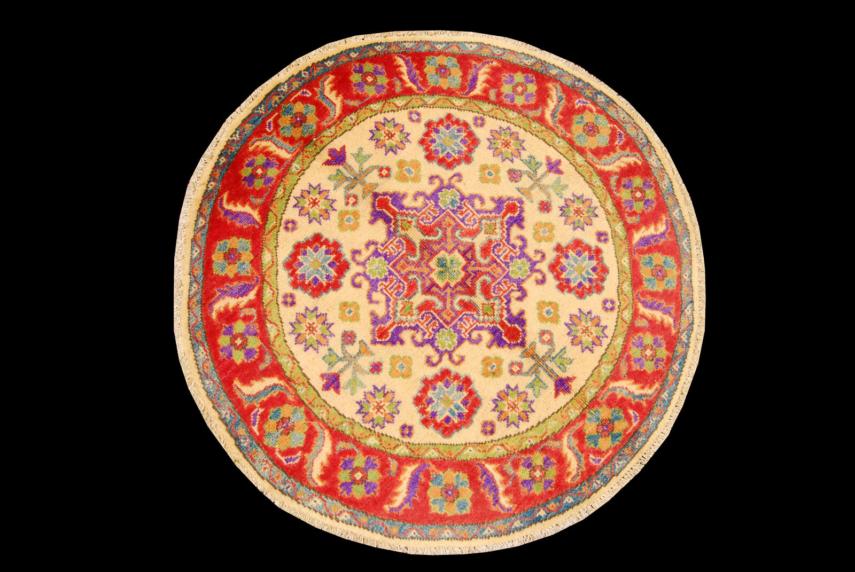 Uzbek rug style