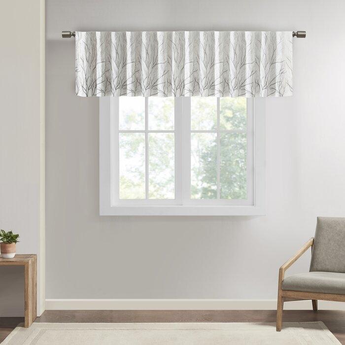 Valance curtain type